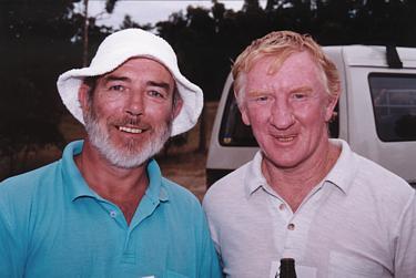 Howard Cole And Bob Valentine   Mulbring VSRA Day  1996.